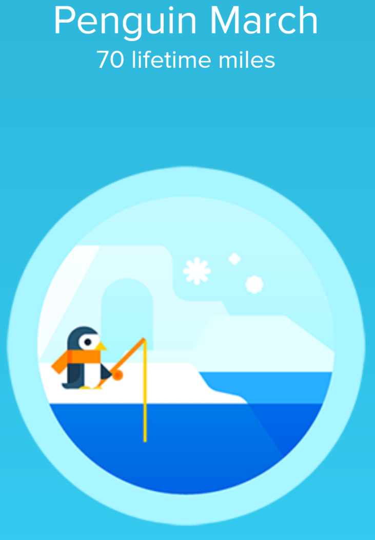 Match of the Penguin Badge