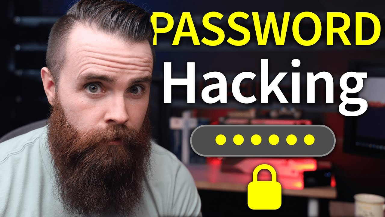 YouTube: how to HACK a password // password cracking with Kali Linux and HashCat