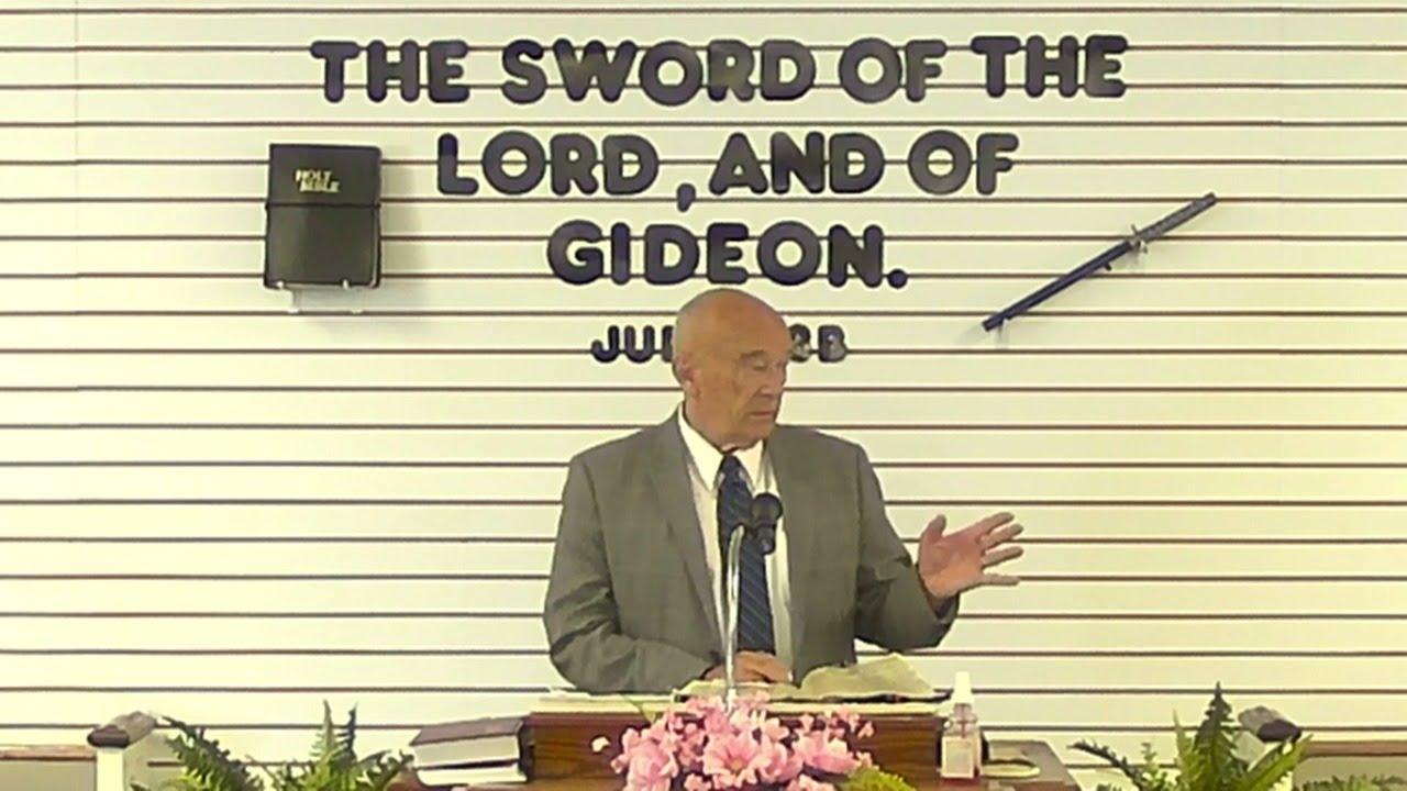 YouTube: Sunday Morning – Pastor Wharton