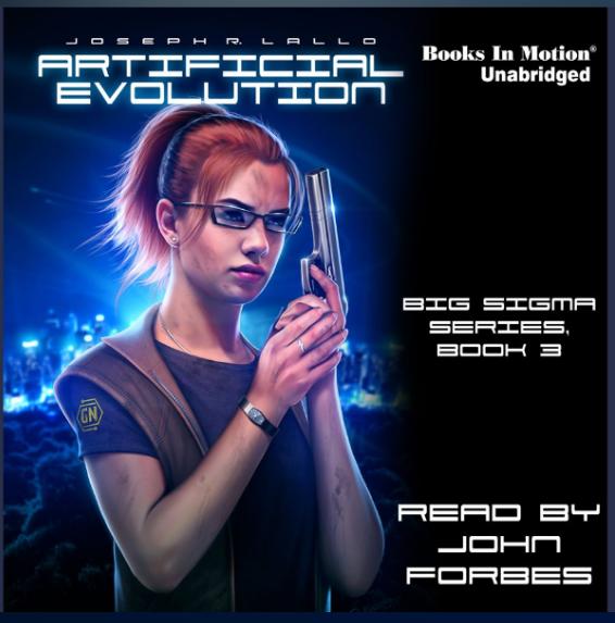 """""""Artificial Evolution"""" by Joseph R. Lallo"""