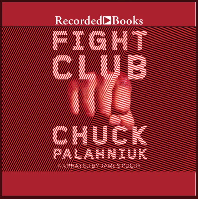 """Fight Club"" by Chuck Palahniuk"